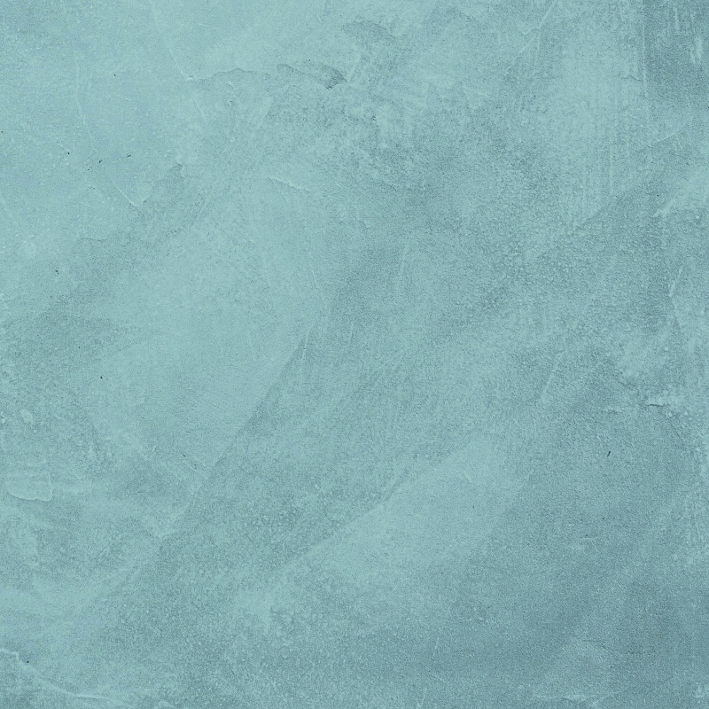 B ton cir bleu p le canard betoncire b ton cir et for Peinture murale bleu canard