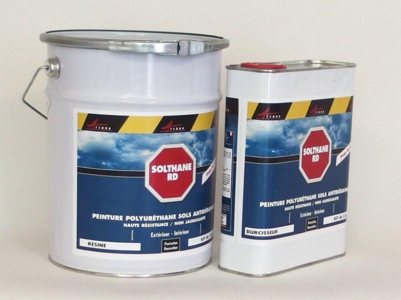 Peinture antid rapante ext rieure etancheite produits d for Peinture sol exterieur antiderapante