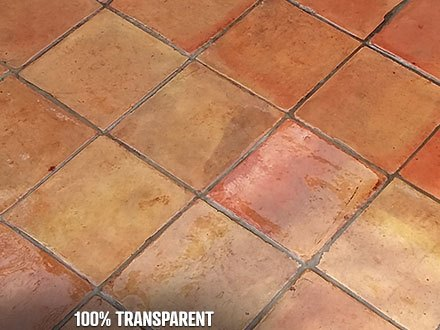 R sine d 39 tanch it transparente arcaclear etancheite for Resine pour recouvrir carrelage