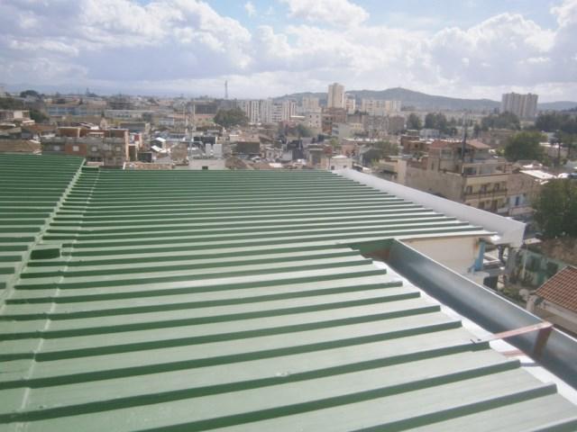 Produit d 39 tanch it pour toiture arcafilm etancheite for Tole isolante pour toiture