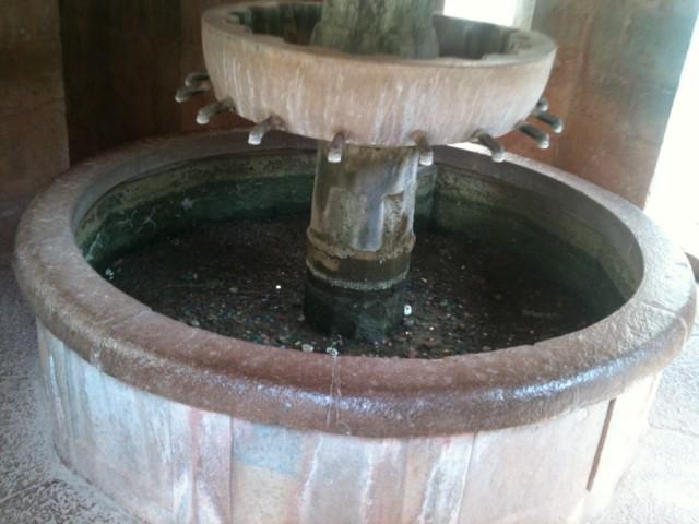R parer une fuite dans un bassin ou une fontaine arcacim s2 etancheite produits d tanch it - Bassin dans un tonneau marseille ...