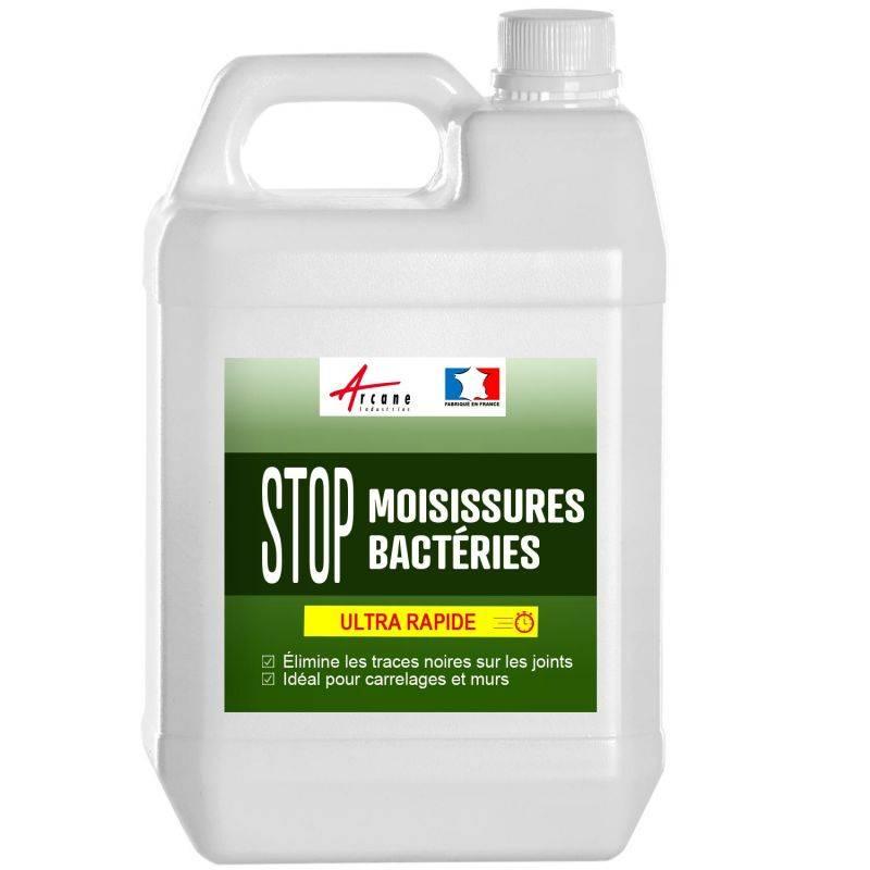 Spray nettoyant anti moisissures mur salle de bain stop - Anti moisissure salle de bain ...