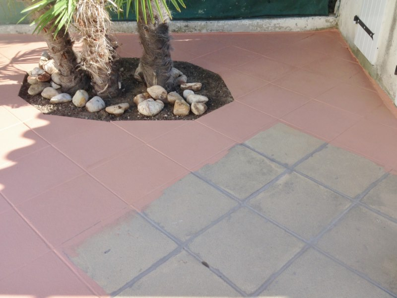 D co Romax Teinture patio et terrasse