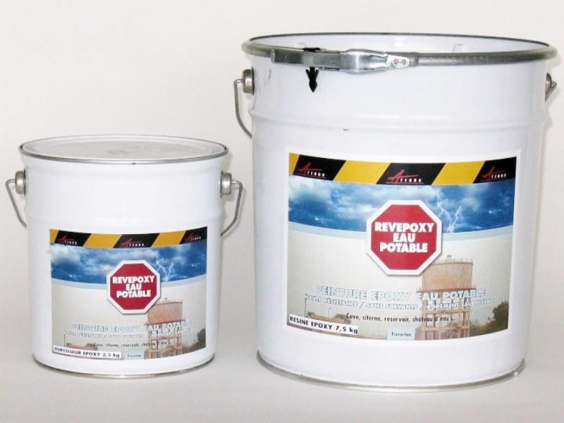 peinture epoxy pour r servoir d 39 eau potable revepoxy ep fabricant solvant et pr paration. Black Bedroom Furniture Sets. Home Design Ideas