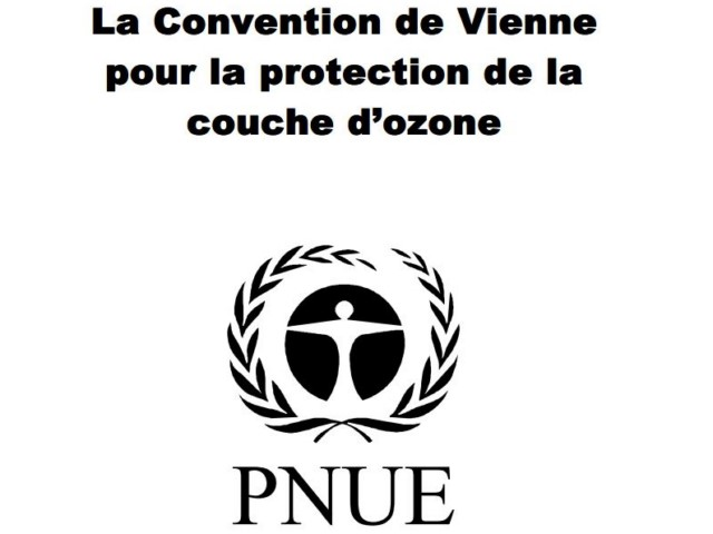 Protection de la couche d'ozone - Convention de Vienne