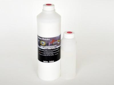 Vernis de protection haute r sistance pour b ton cir for Vernis pour metal exterieur