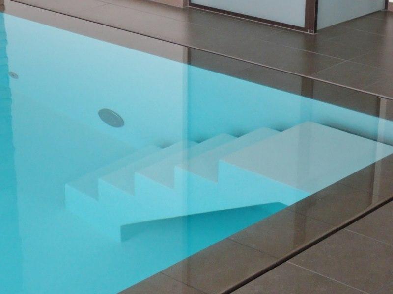Enduit d 39 tanch it des piscines monoblocs en b ton arm bordeaux etanc - Enduit silico marbreux ...