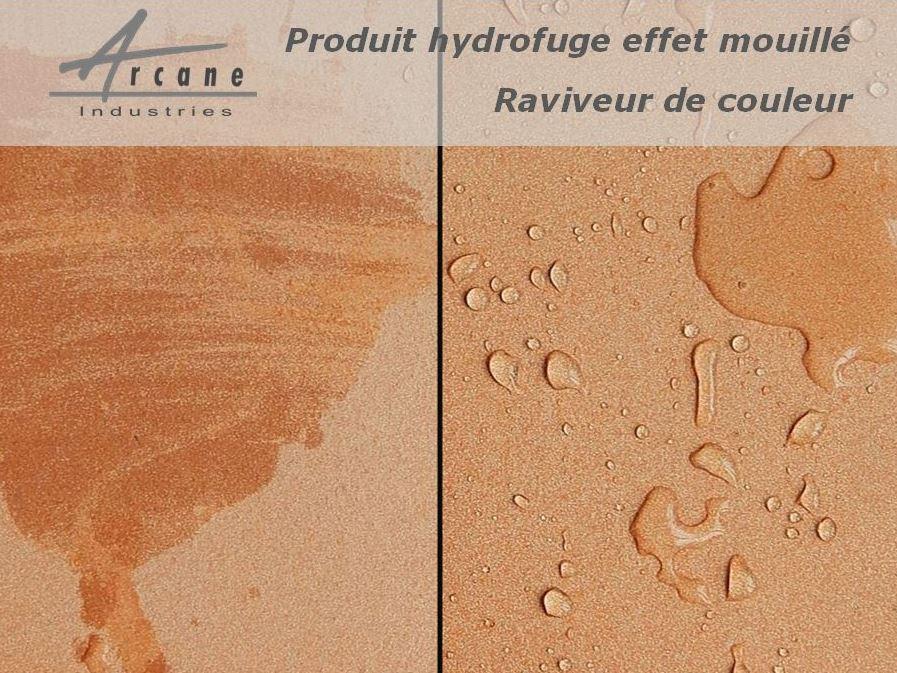 Produit Hydrofuge Effet Mouillé   ARCAFUGE EFFET MOUILLE
