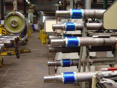 Gamme de vernis pelable pour la protection temporaire des surfaces industrielles